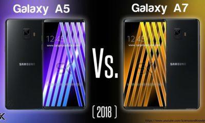 Nuevos renders en vídeo de los Galaxy A5 2018 y Galaxy A7 2018 44