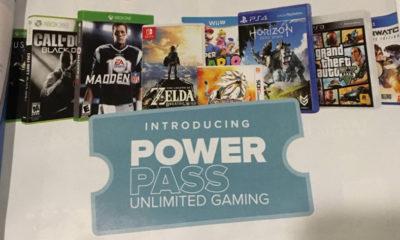 GameStop PowerPass