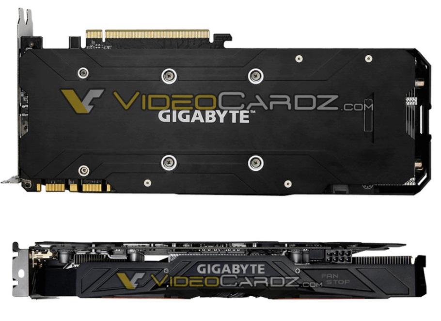 Imágenes de la GIGABYTE GeForce GTX 1070 Ti Gaming 31