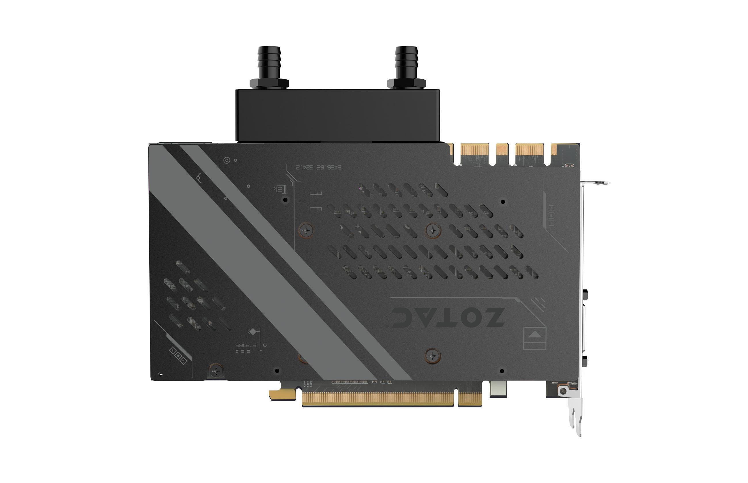 ZOTAC GeForce GTX 1080 Ti ArcticStorm Mini, la más pequeña de su clase 31