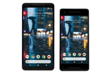 Nuevos Google Pixel 2 y Google Pixel 2 XL; un repaso a lo mejor del evento