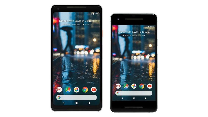 Nuevos Google Pixel 2 y Google Pixel 2 XL; un repaso a lo mejor del evento 31