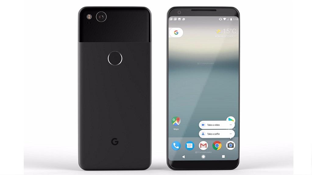 Sigue con nosotros el evento de presentación de los Google Pixel 2 y Google Pixel 2 XL 33