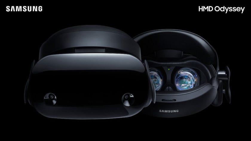 Malas noticias, no podrás comprar el HMD Odyssey VR en Europa