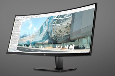HP Z38c: la estrella de los nuevos monitores profesionales HP Z