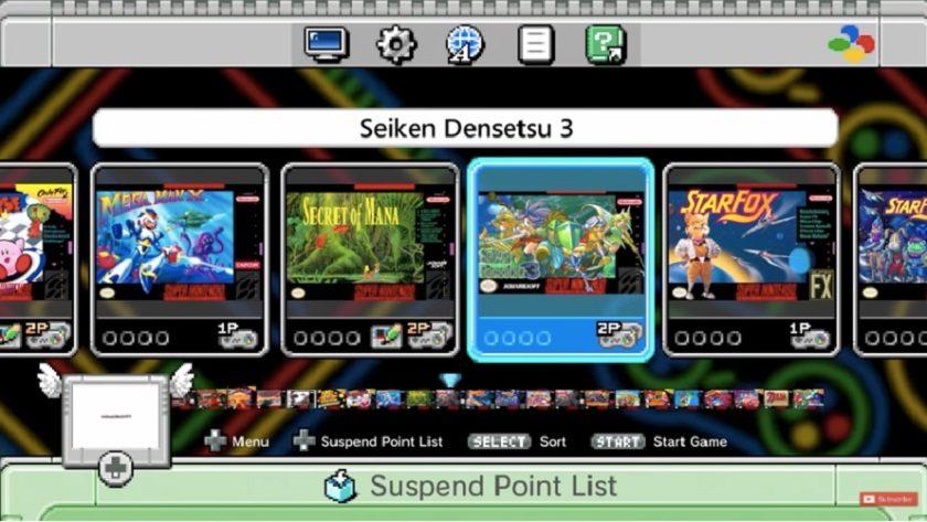 Hakchi2 permite instalar más juegos en Super Nintendo Classic Mini