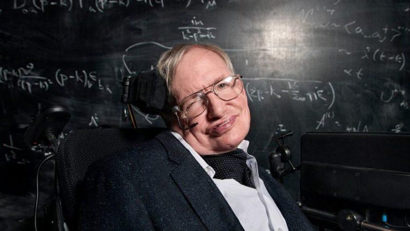 Stephen Hawking libera su tesis doctoral en Internet