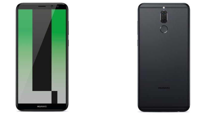 Huawei Mate 10 Lite anunciado, especificaciones y precio