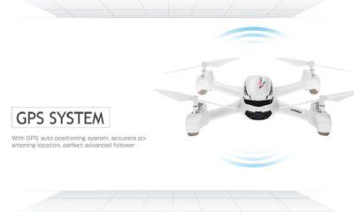 Hubsan H502S, un dron económico pero equilibrado 29