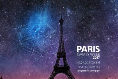 Sony presume de juegos para PS4 en la Paris Game Week
