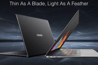 Chuwi Lapbook Air Notebook ya disponible, portátil económico inspirado en el MacBook Air