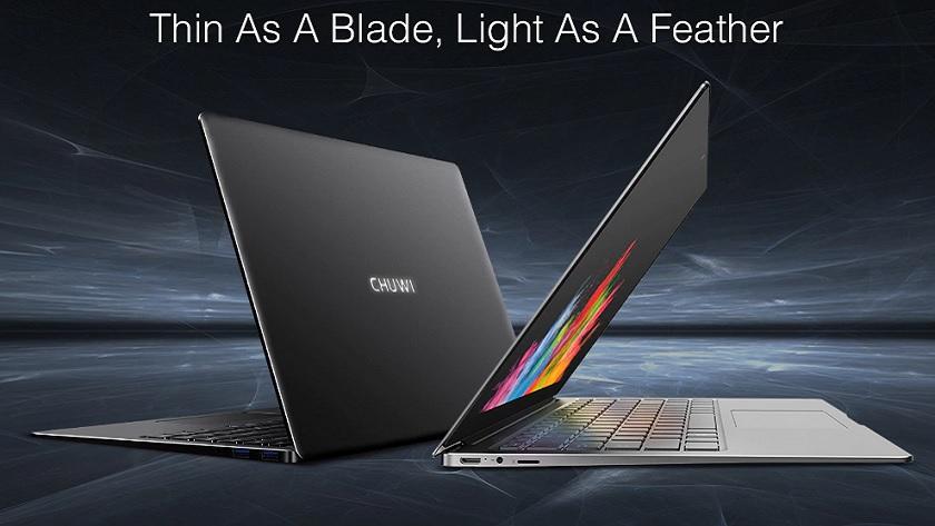 Chuwi Lapbook Air Notebook ya disponible, portátil económico inspirado en el MacBook Air 29