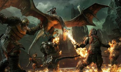 Middle-earth: Shadow of War ocupa casi 100 GB en PC, rendimiento 38