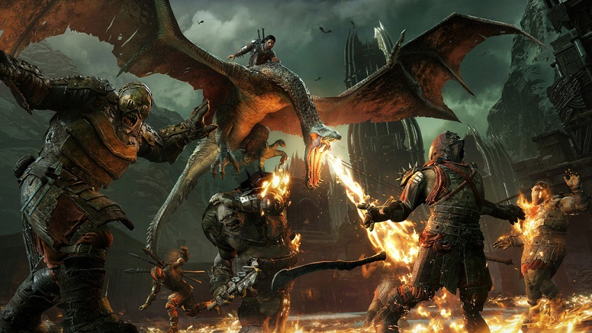 Middle-earth: Shadow of War ocupa casi 100 GB en PC, rendimiento 27