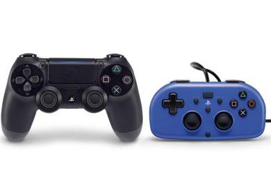 Sony anuncia un nuevo mini-mando para PS4 y PS4 Pro, el Mini Wired Gamepad