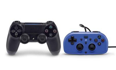 Sony anuncia un nuevo mini-mando para PS4 y PS4 Pro, el Mini Wired Gamepad 30
