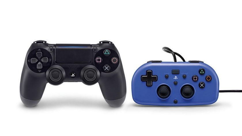 Sony anuncia un nuevo mini-mando para PS4 y PS4 Pro, el Mini Wired Gamepad