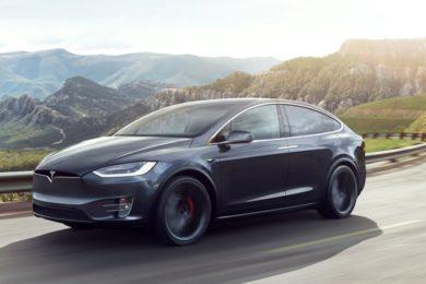 Tesla llama a reparación 11.000 Model X por un pequeño problema