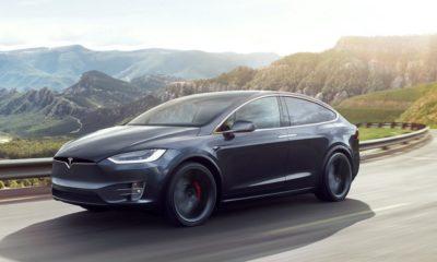 Tesla llama a reparación 11.000 Model X por un pequeño problema 38
