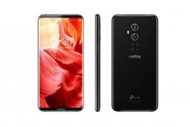 Filtrado un smartphone Neffos todo pantalla con Snapdragon 835