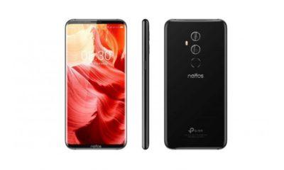Filtrado un smartphone Neffos todo pantalla con Snapdragon 835 40