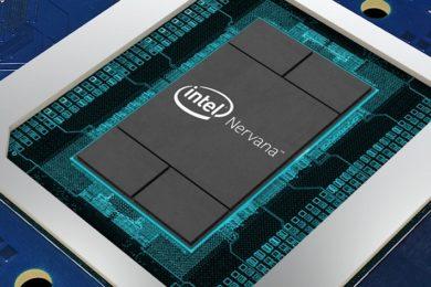 Intel presenta su primer procesador Neural Network Processor (NNP)