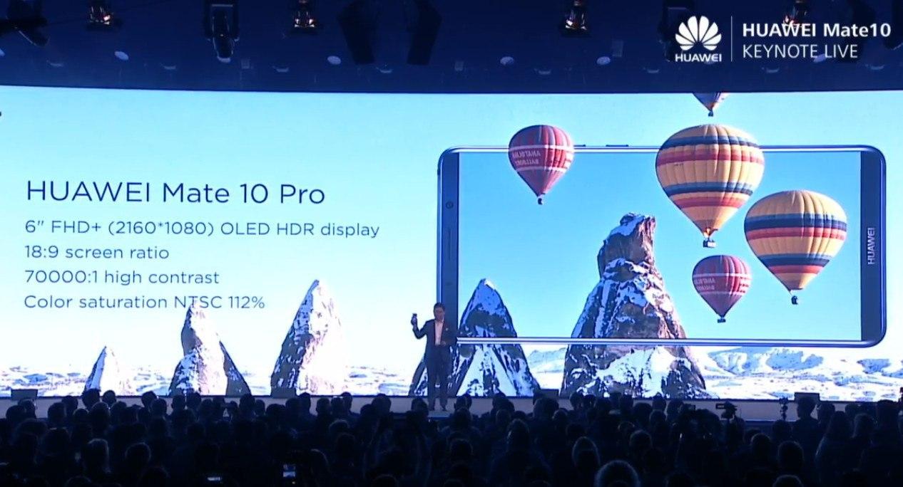 Nuevos Huawei Mate 10, especificaciones y precios 36