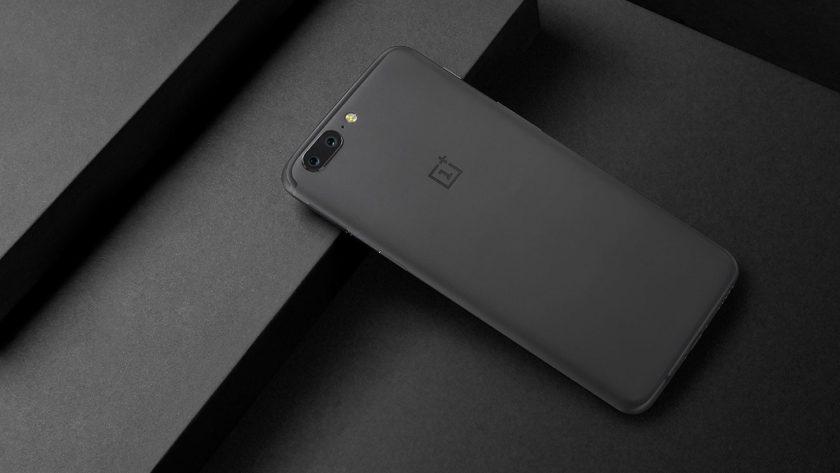 OnePlus 5T; mayor pantalla sin aumentar el tamaño del smartphone