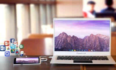 Openbook quiere convertir tu smartphone en un portátil 29
