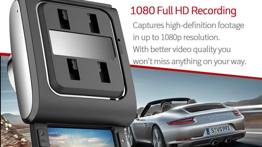 PAPAGO GS200, cámara con pantalla de 2 pulgadas a buen precio 30