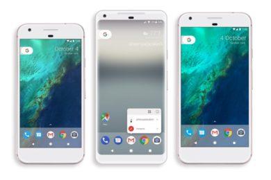 Nuevos Pixel 2 y Pixel 2 XL, todo lo que debes saber