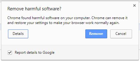 Google incluye un antivirus en el Chrome para Windows 31