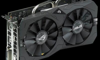 ASUS anuncia la nueva ROG Strix Radeon RX 560 DirectCU II EVO 39