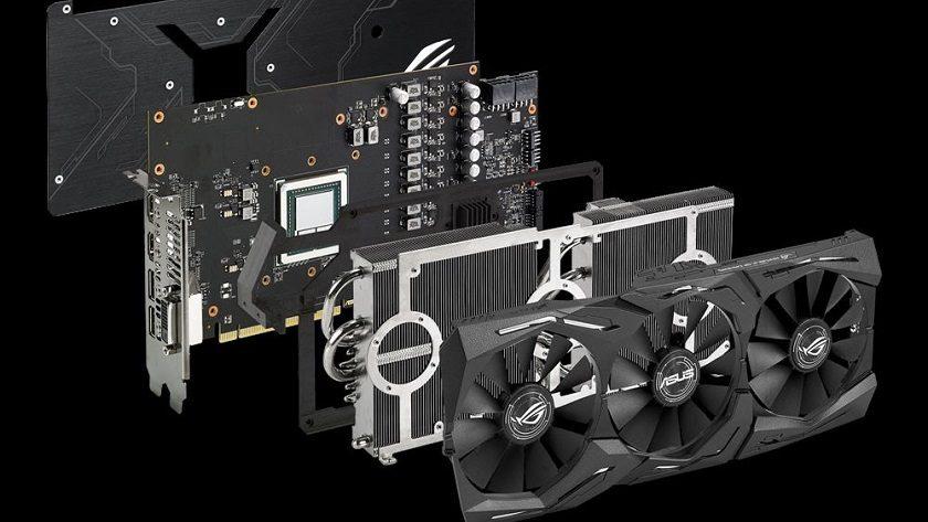 ASUS actualiza las especificaciones de la ROG Strix Radeon RX Vega 64