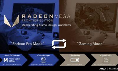 Radeon Pro Software Crimson ReLive Edition 17.10 introduce importantes mejoras de rendimiento 60