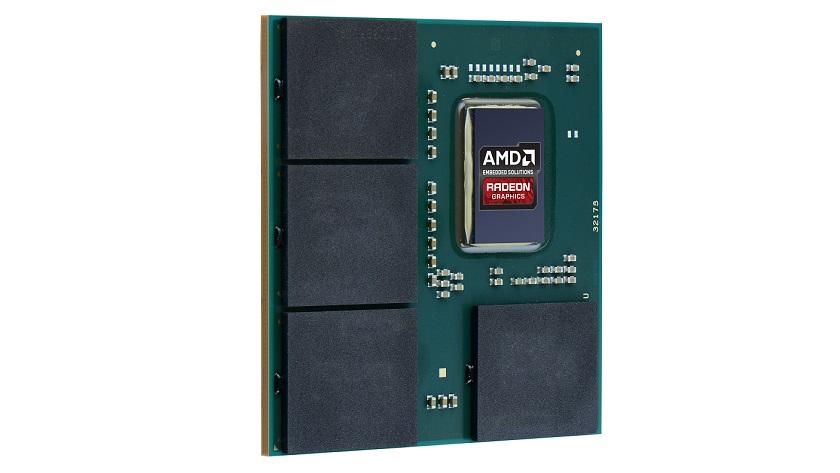 AMD presenta la nueva dGPU Radeon Serie E9170 31