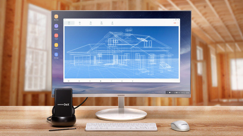 Samsung DeX promete convertir smartphones en PCs con Linux