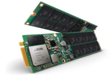 Samsung prepara lanzamiento de las SSD 970 y 980