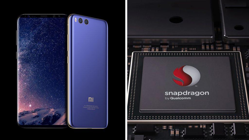 Especificaciones del SoC Snapdragon 845; conectividad WiFI AD 28