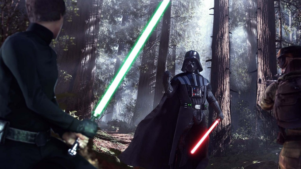 Rendimiento de Star Wars Battlefront II en PC; comparativa frente a PS4 Pro 30