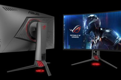 ASUS Republic of Gamers presenta el nuevo Strix XG27VQ