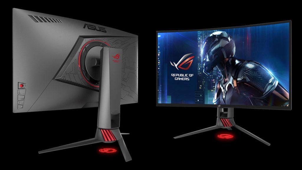 ASUS Republic of Gamers presenta el nuevo Strix XG27VQ 30