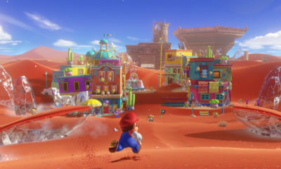 Super Mario Odyssey es una obra de arte y otra razón para comprar Nintendo Switch 30