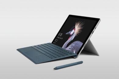Surface Pro con LTE llegará en primavera de 2018