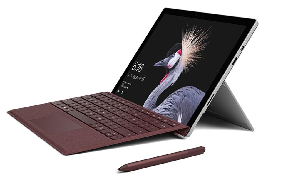 Surface Pro con LTE Advanced