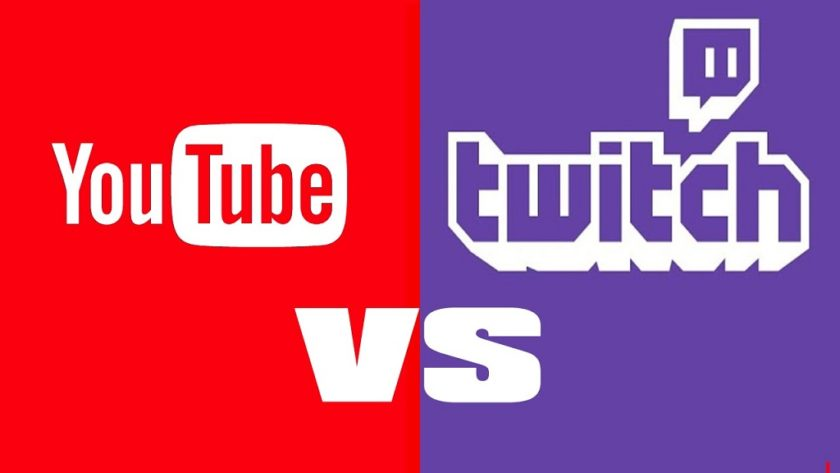 Twitch y YouTube superan en espectadores a Netflix y HBO