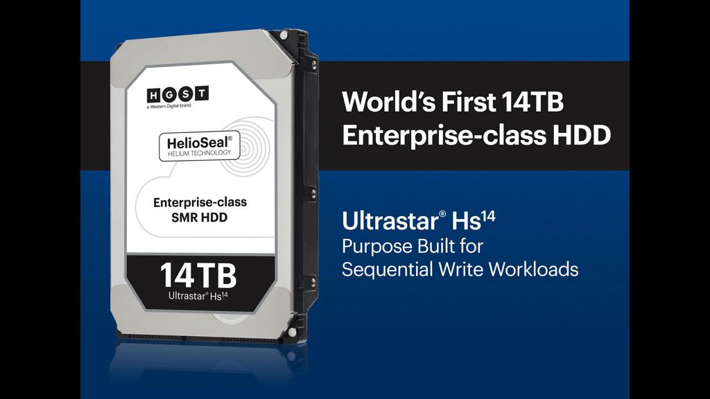 Ultrastar Hs14