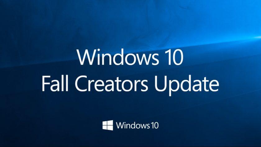 Windows 10 Fall Creators Update ya tiene un 5,3% de cuota