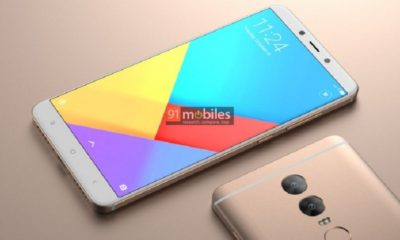 Nuevos renders del Xiaomi Redmi Note 5, especificaciones 29