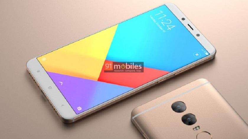 Nuevos renders del Xiaomi Redmi Note 5, especificaciones 30